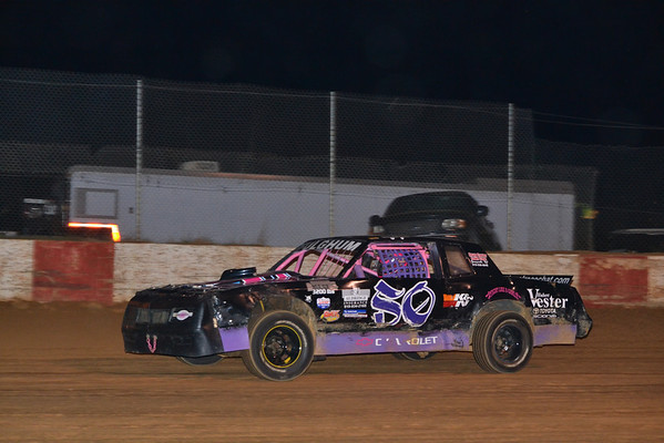 November 8th Practice at County Line Raceway