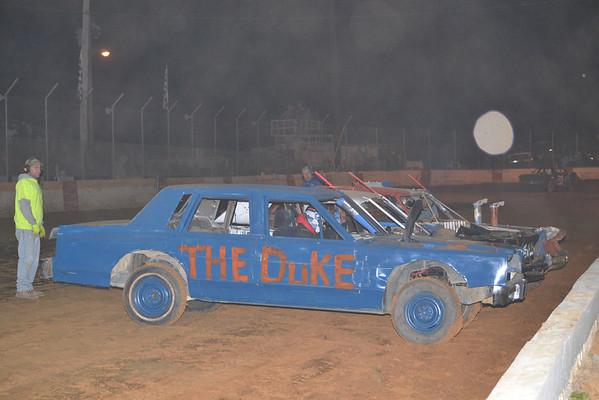 November 9 & 10 County Line Raceway