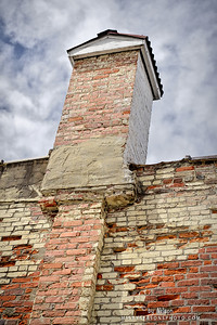 Weathered Chimney