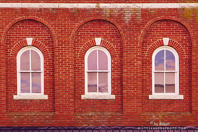 Arches Over Windows