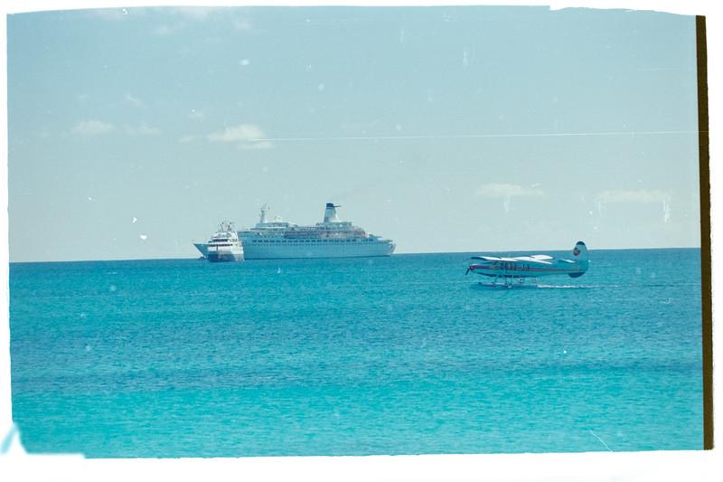 MV DISCOVERY  AT YASAWA, FIJI
