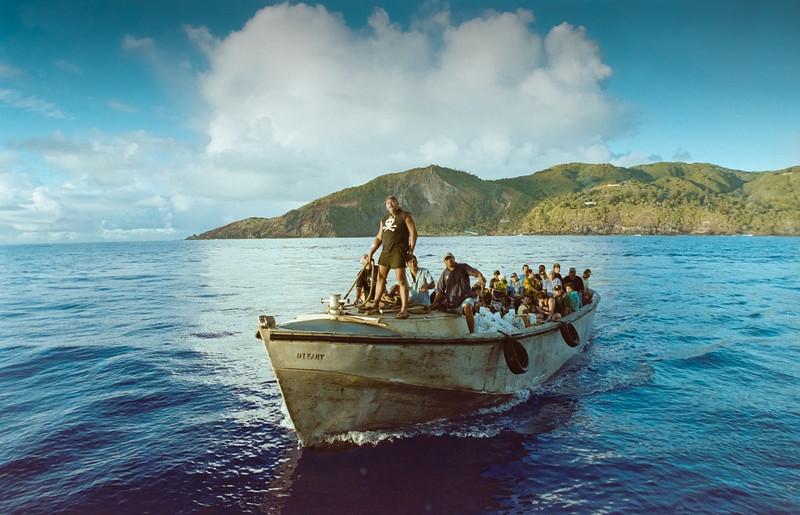 Pitcairn Islanders PHOTO BY FILIP  ZAMORSKY