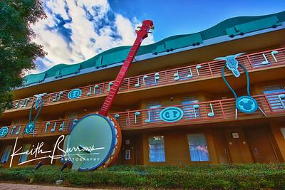Banjo, All Star Music Resort