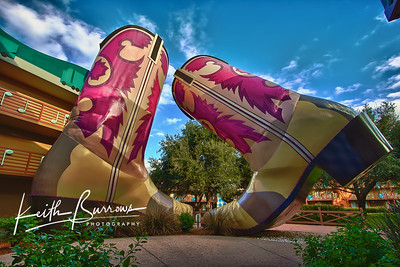 Super Boots, All Star Music Resort