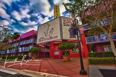 Beauty & The Beast, All Star Music Resort