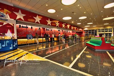Check-In, The All Start Music Resort