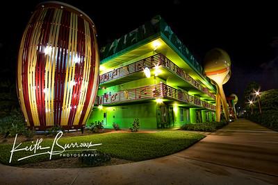 Congas & Miracas, All Star Music Resort