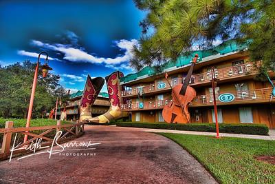 Boots & Violin, All Star Music Resort