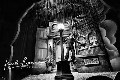Singing In The Rain, Te Great Movie Ride, Hollywood Studios