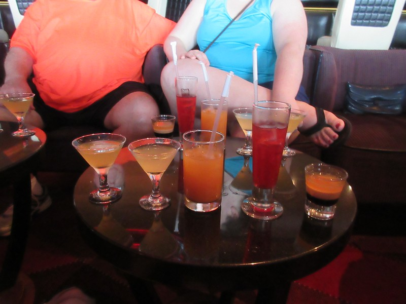 Mixology Disney Wonder Wawan May 2016 Pictures and Videos from our Mixology seminar aboard the WBPC West bound Panama Canal cruise DCL