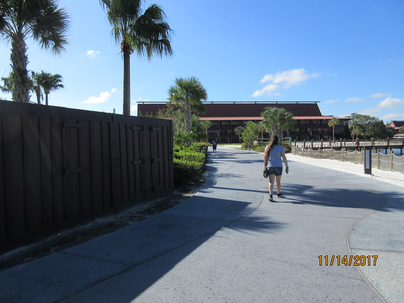 WDW Polynesian Resort
