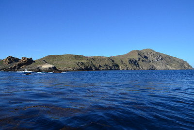 Clemente itself (gorgeous day - from East End Reef)