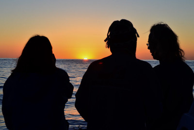 Sunrise at Clemente