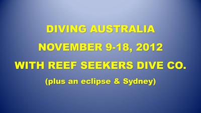 Australia title slide