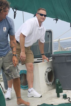 Captain Brandon and Stephen