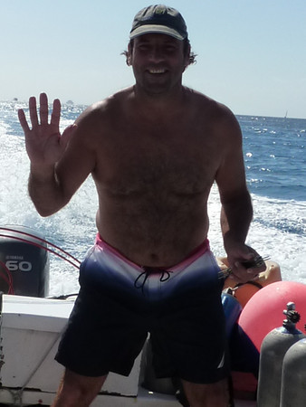 Luis was, maybe, the best Dive Master I've dived with.