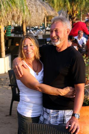 Debbie and Kent