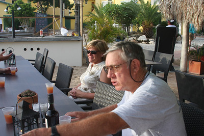 Kim and Tom
