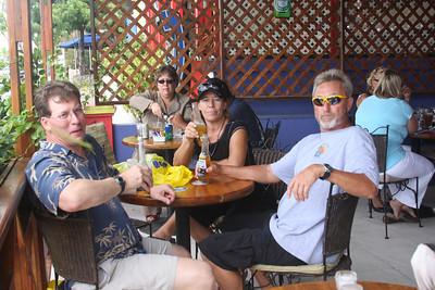 John, Debbie and Kent