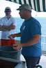 Captain John laying out the ground rules pre-trip