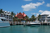 The small marina at the Westin Key West where we boarded the Juliet.