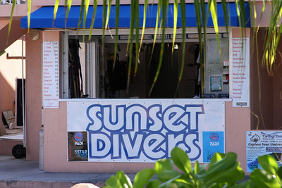 Dive Shop.  Great staff of divemasters.