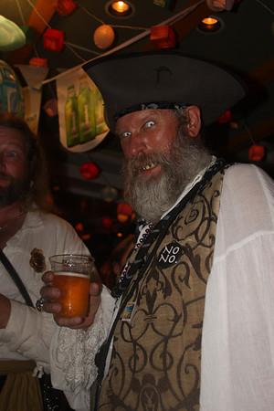 And Pirates Week begins . . . wierdo's and fireworks . . . lotsa fun.