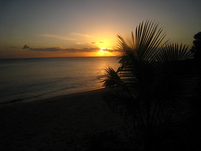Sunset from Coconuts.