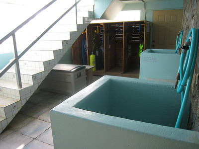 Dive room - Dive lockers for everybody