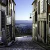 Rue Enguerrand Quarton<br /> Anciennement rue de la Porte d'Ardon  -  Laon (France)