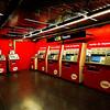 Le métro de Barcelone est dans le rouge !