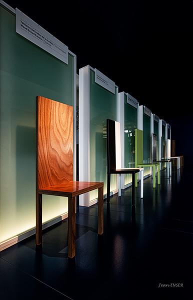 Le Musée des sciences Príncipe Felipe<br /> Ciudad de las Artes y las Ciencias <br /> Valencia ( Espagne )