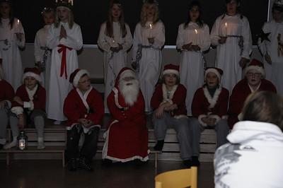Luciafirande Rättviksskolan 12 12 11