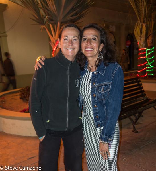 Claudia & karen