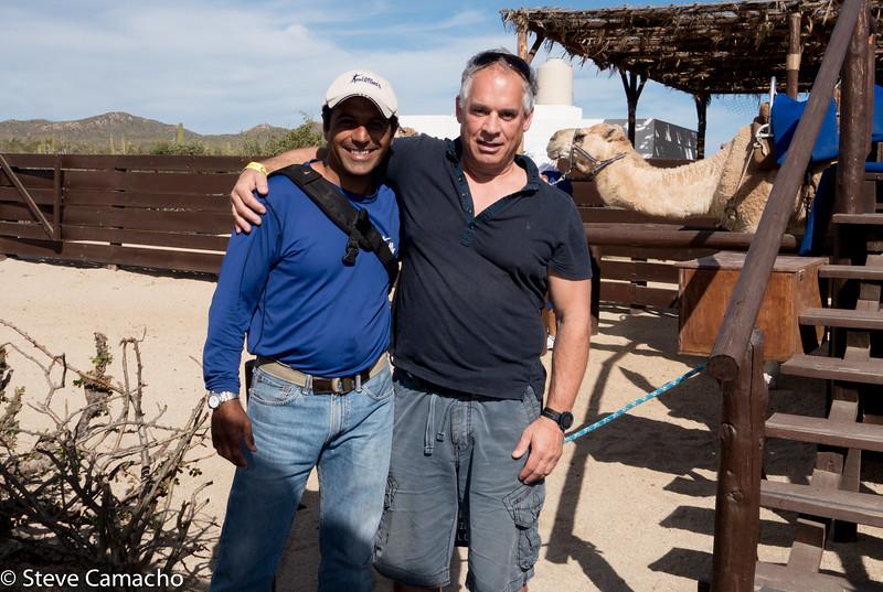 Armando & Steve  @ Le Camel