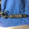 Fisherman style handgrip on a ULCS handle