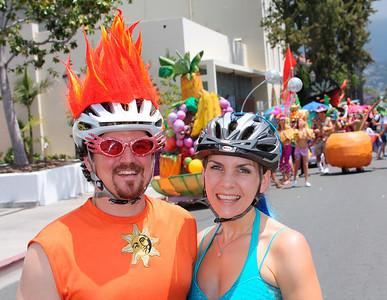 Jim & Britanny (SB Pedicab)