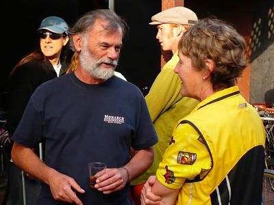 Robert Rainwater & Gail Hubbell