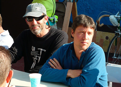 Kent Epperson (right)