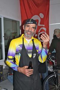 Ken, Bici volunteer of the year
