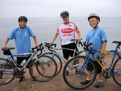 Bike Monkeys from Santa Barbara Middle School