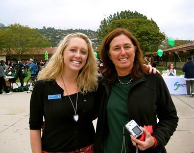 Rose Linehan (SDRI) & Joanie Merrill (SBHS)
