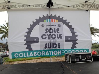 Bike build event @Deckers