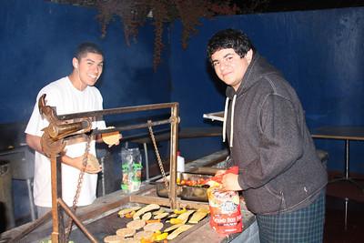 Daniel & Juan, you are pros!
