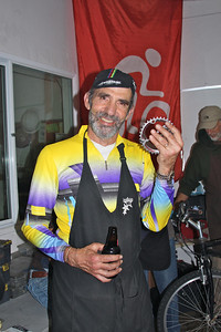 Ken, Bici volunteer of the year