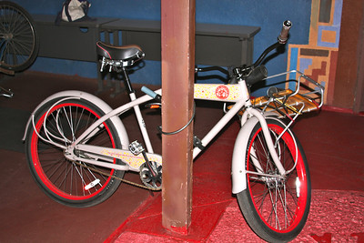 Hector's bike