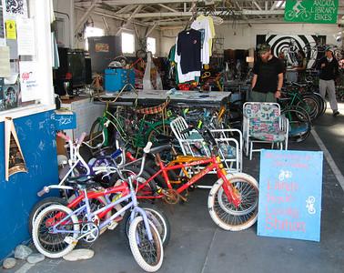Arcata Library Bike (10/2006)