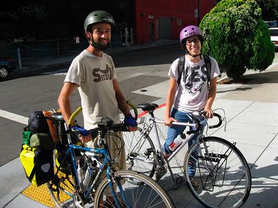 Jonathan (Bici Centro, Santa Barbara)