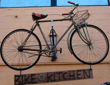 San Francisco Bike Kitchen (09/2008)