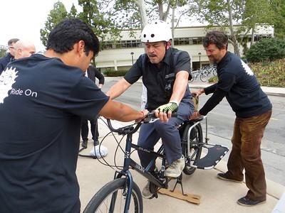 SBCC Bike to School Breakfast (May 2015)